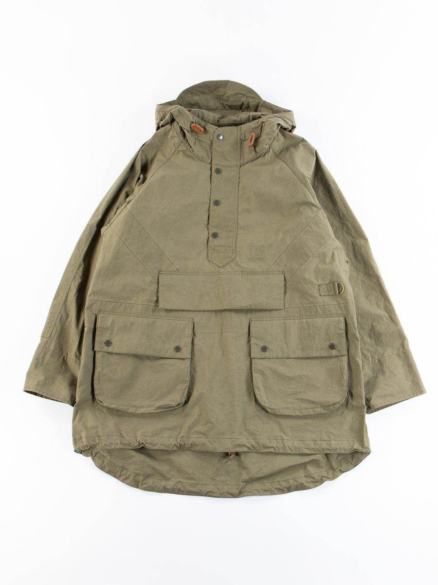 Olive Warby Jacket