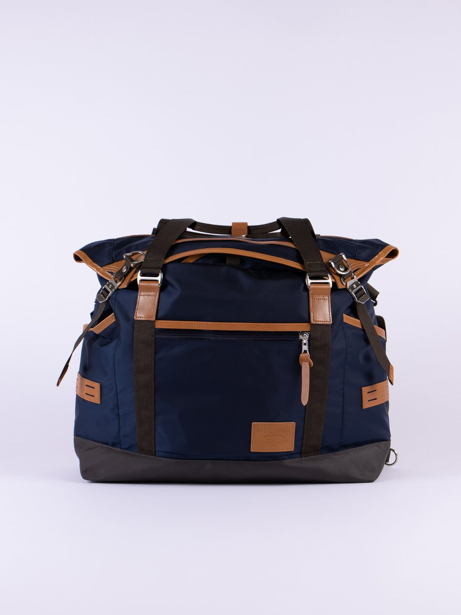 Navy 2Way Potential Tote Bag