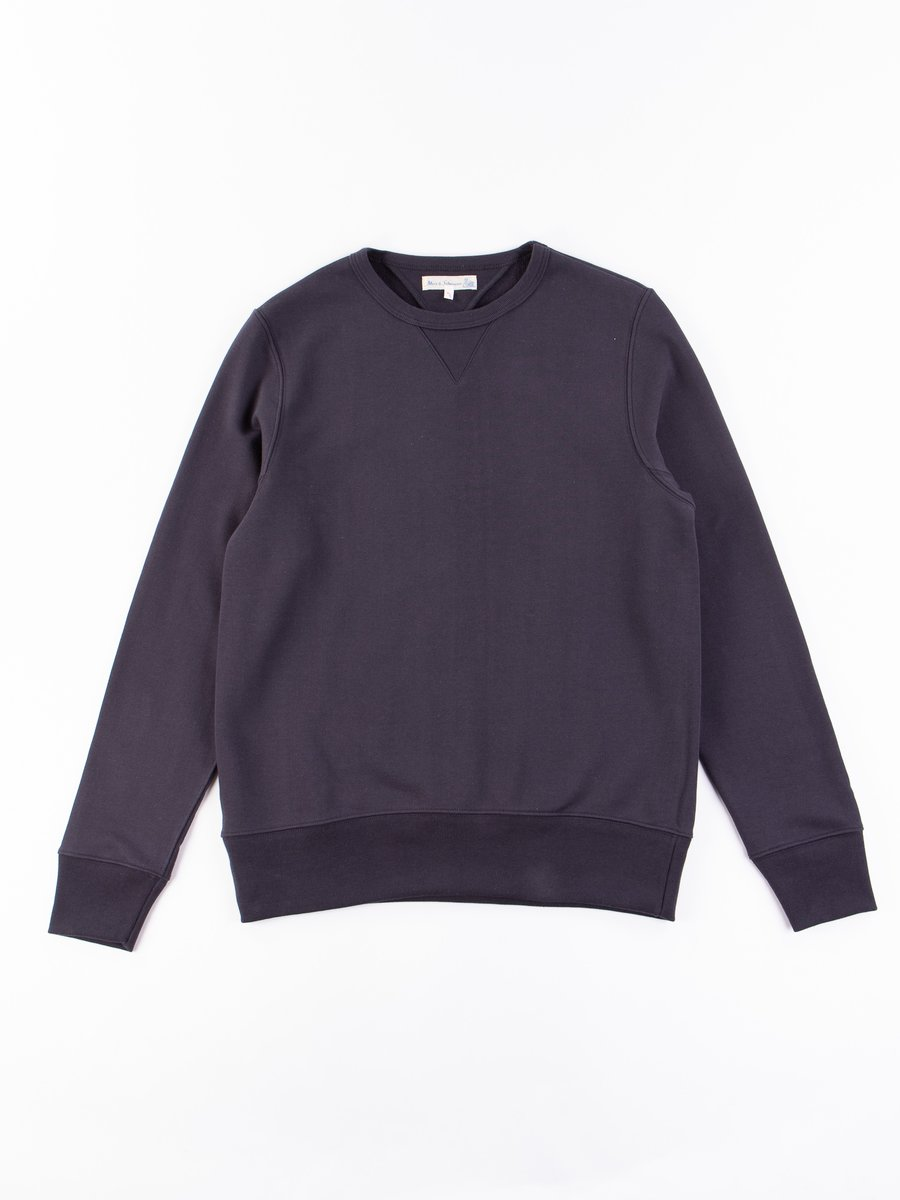 Night Blue 346 Organic Cotton Sweatshirt
