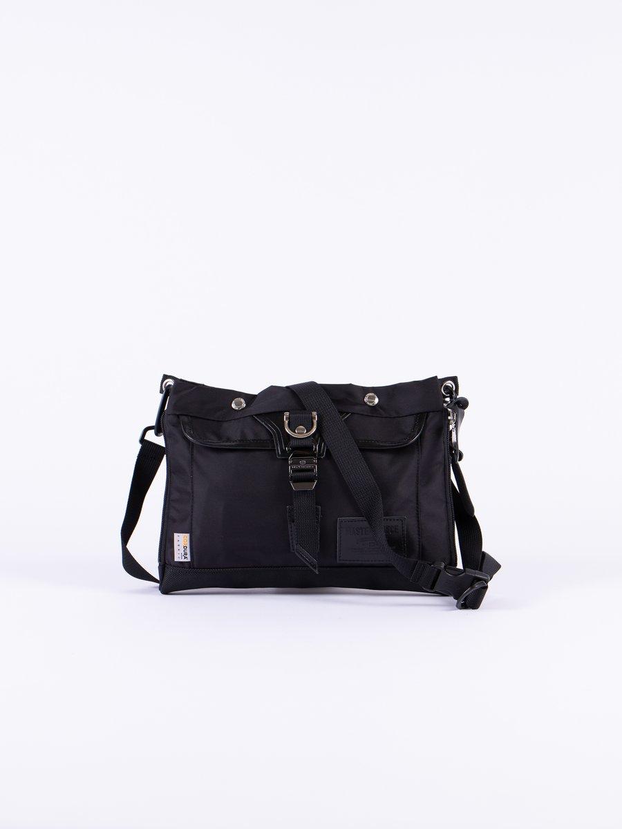 Black Potential Sacoche Bag