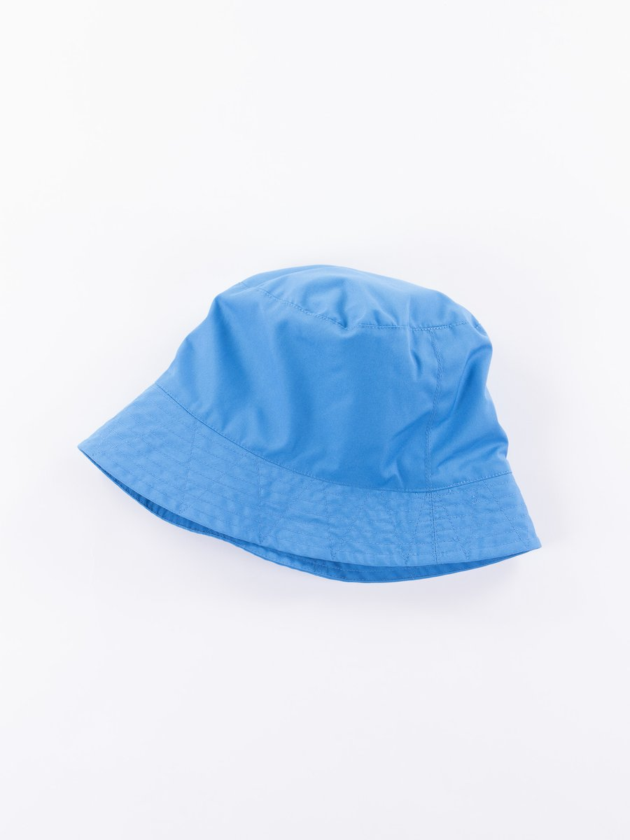 Sky Blue PC Poplin Bucket Hat