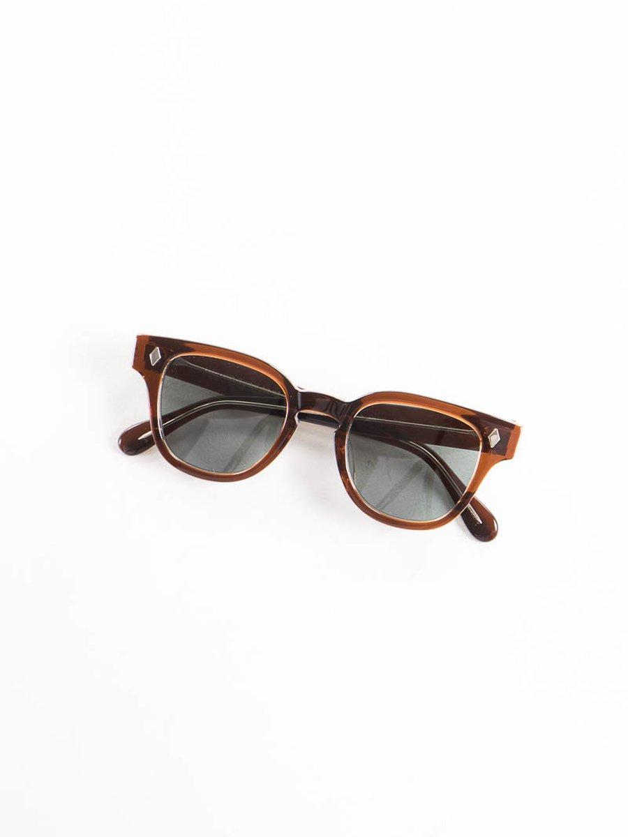 Brown Crystal/G–15 BRYAN Sunglasses