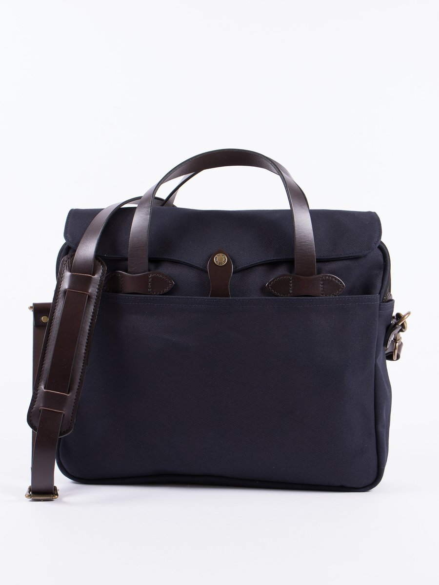 Navy Original Briefcase