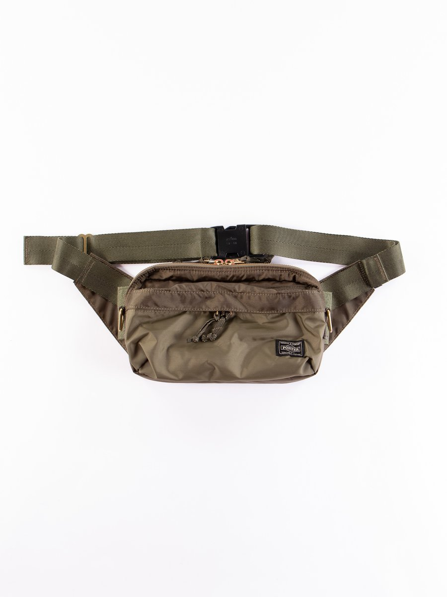 Olive Force 2Way Waist Bag