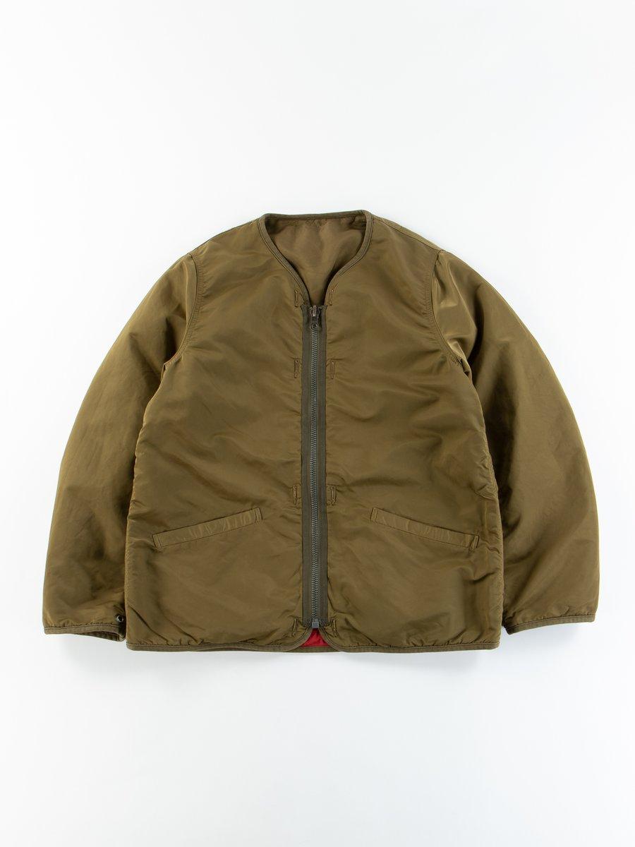 Khaki Iris Liner Jacket