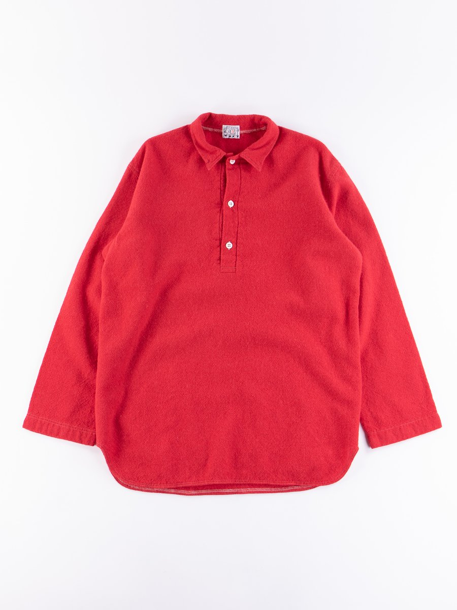 Scarlet Weavers Stock Pullover Tail Shirt