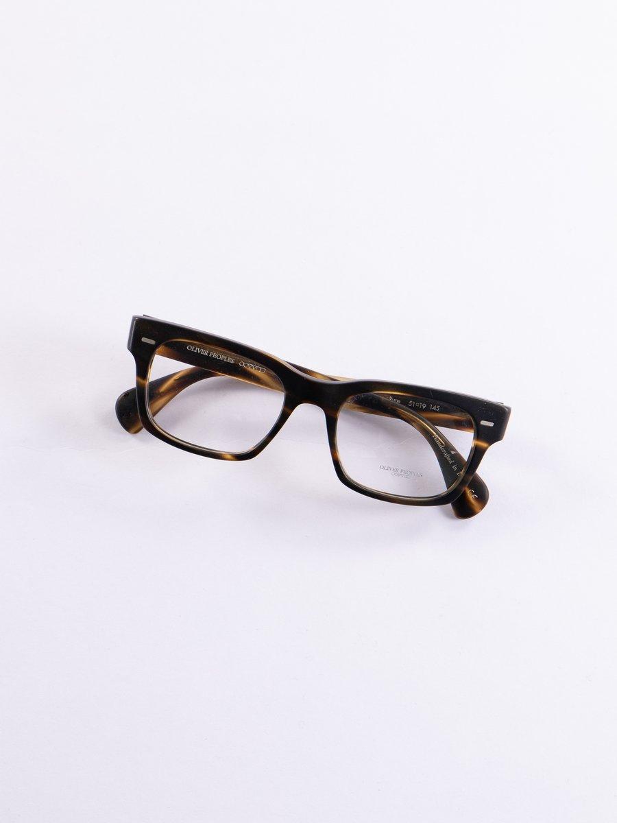 Semi–Matte Cocobolo Ryce Optical Frame