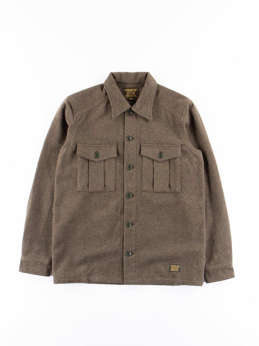 Olive Drab CPO C–Shirt
