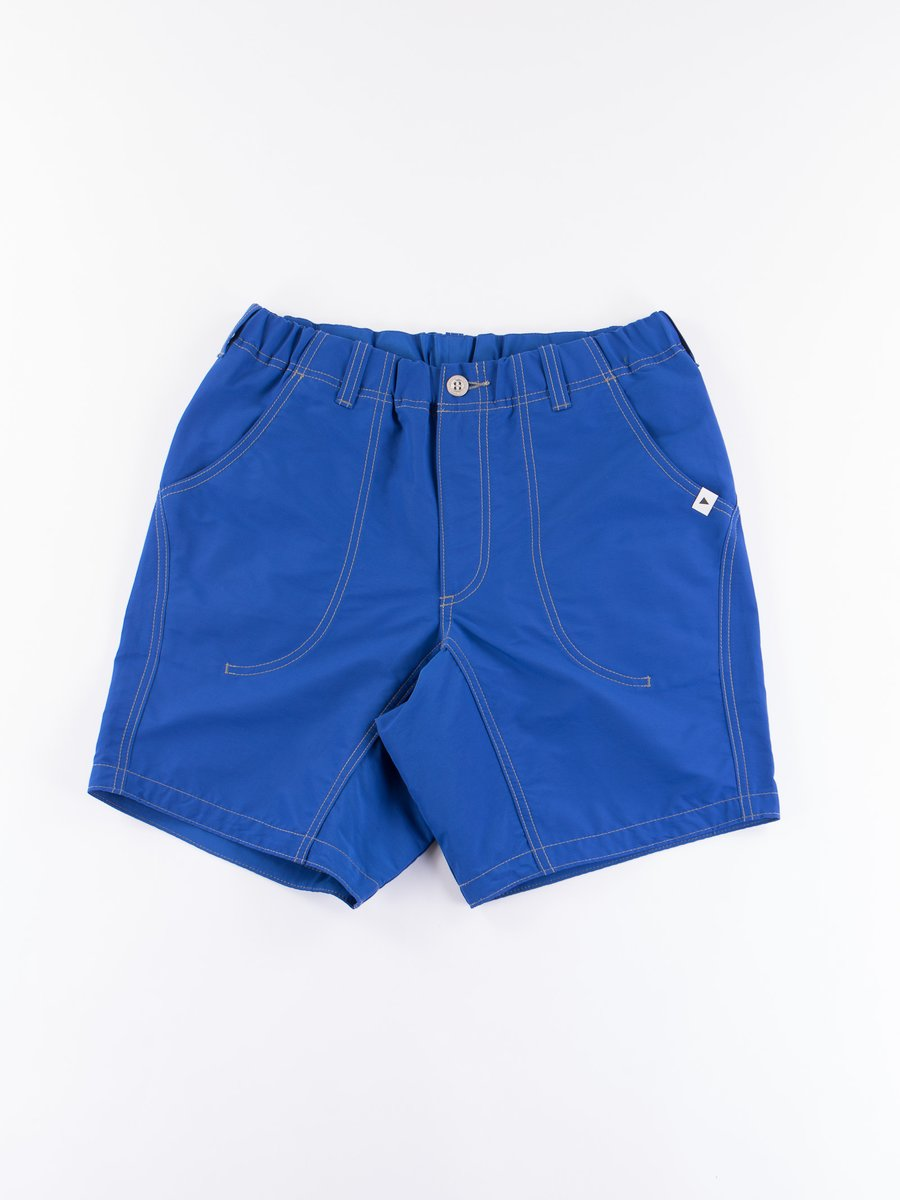 Blue 60/40 Cloth Shorts
