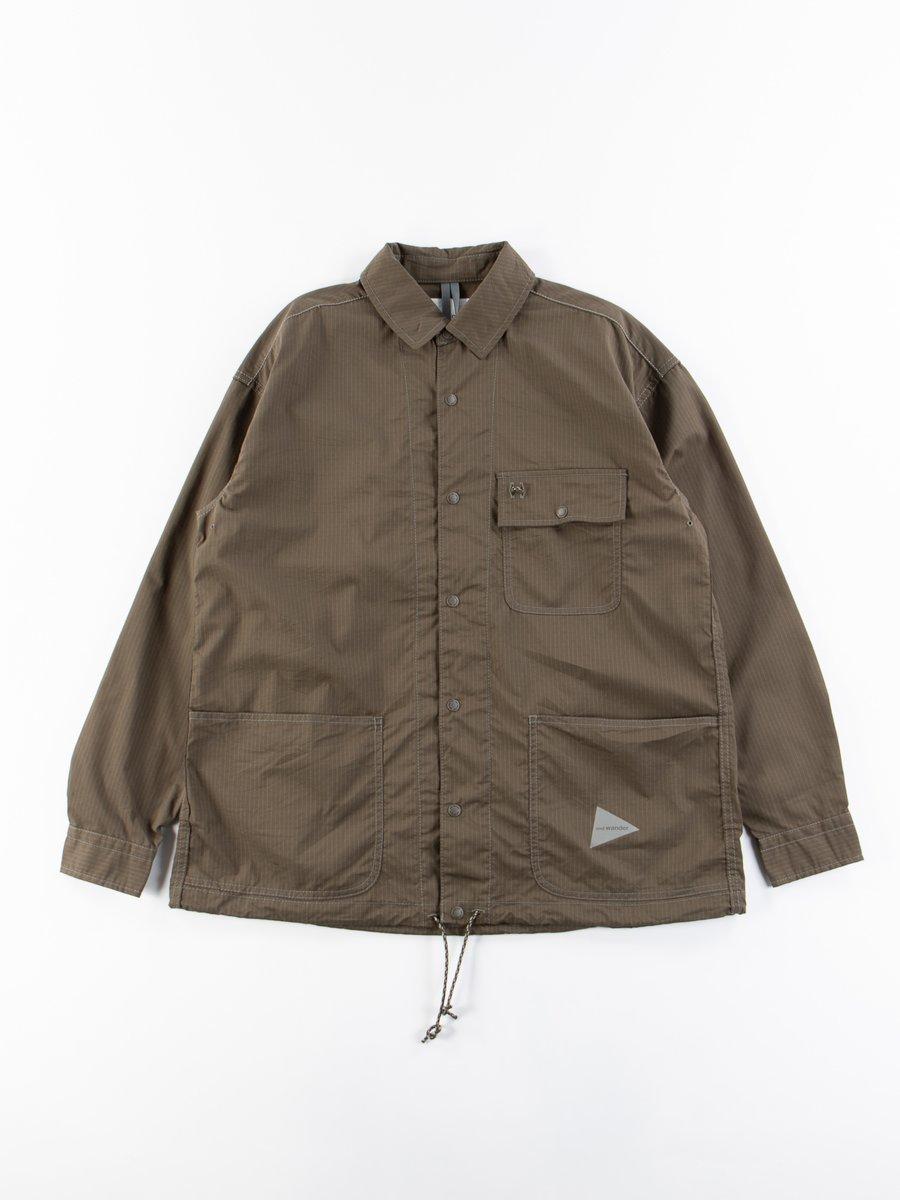 Khaki Dry Rip Shirt