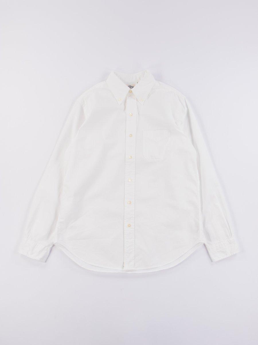 White Chambray BD Shirt