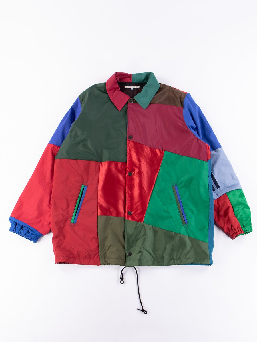 Multi Rebuild Coach Jacket