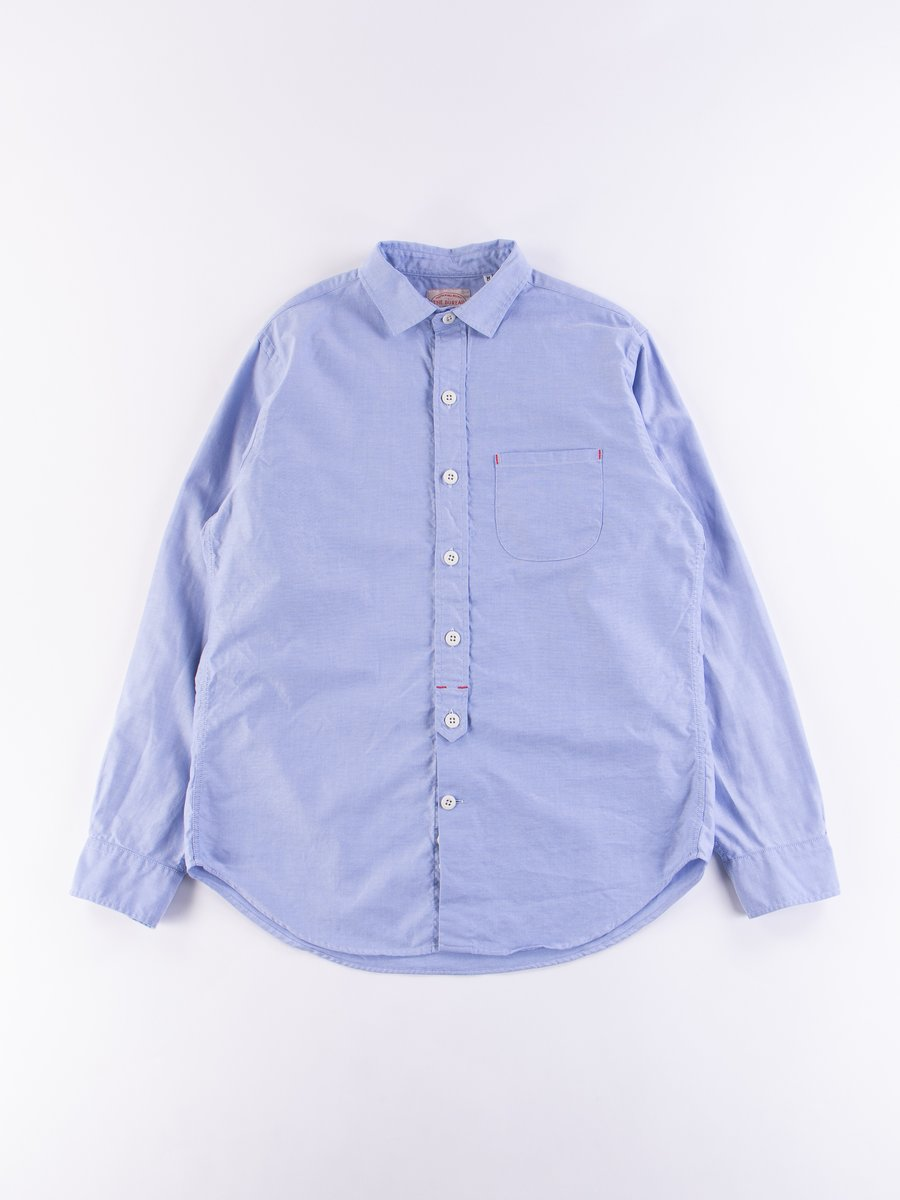 Blue Oxford Standard Shirt