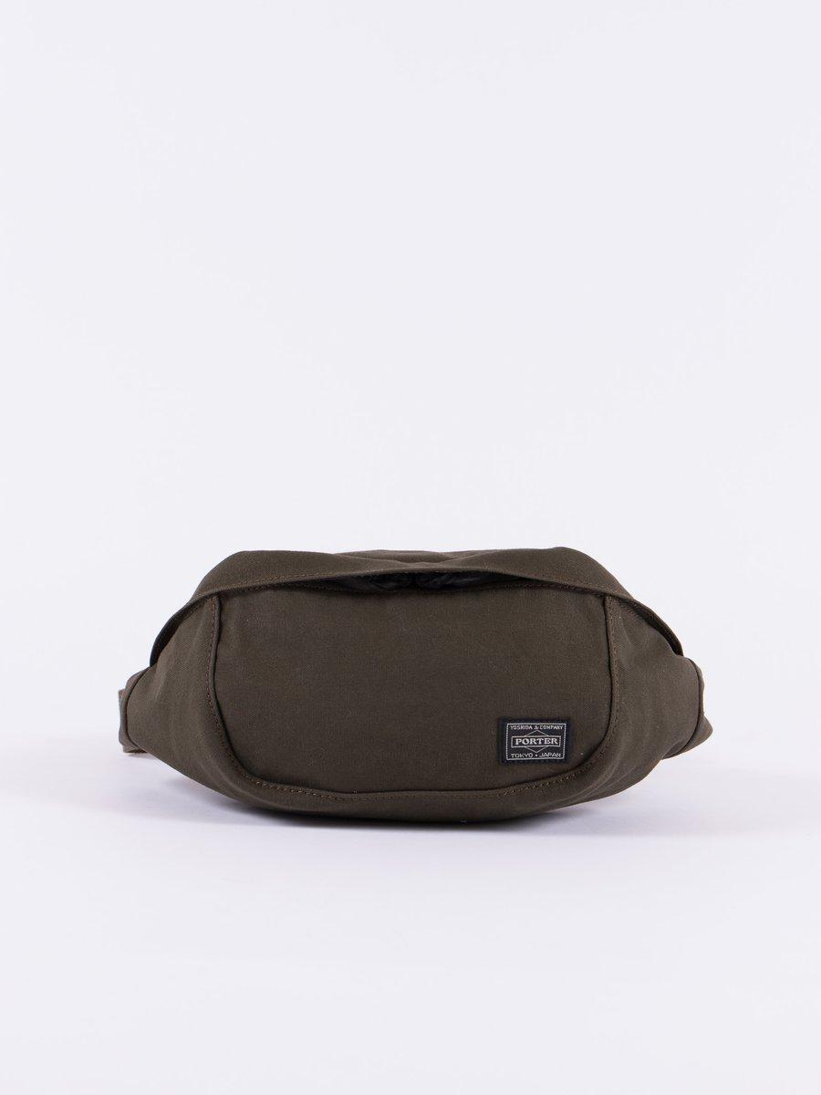 Khaki Beat Waist Bag