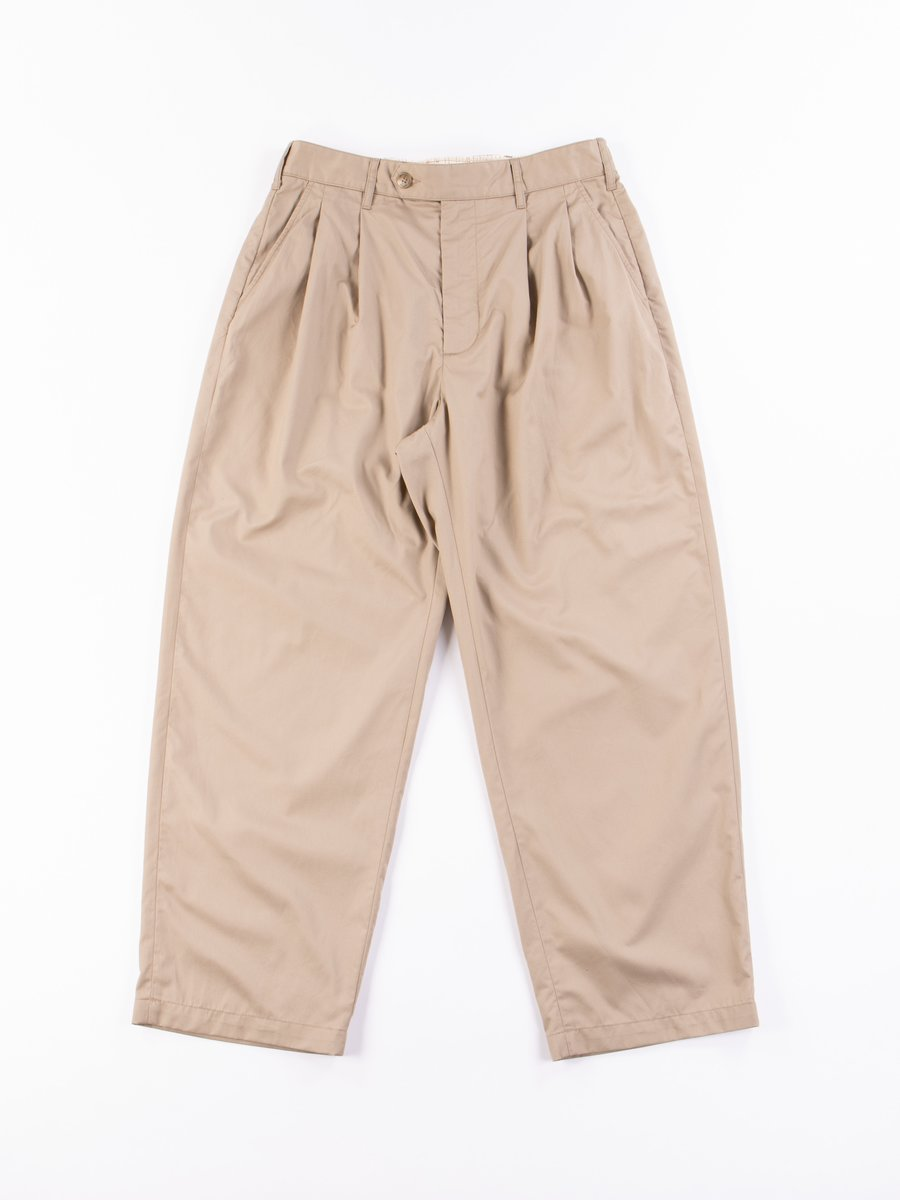 Khaki Highcount Twill Emerson Pant