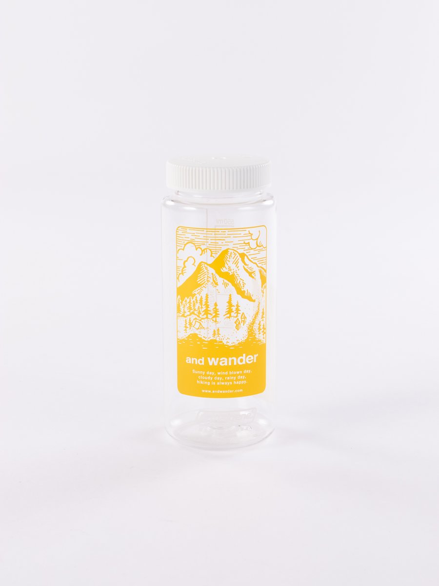 Yellow Nalgene 650ml Bottle