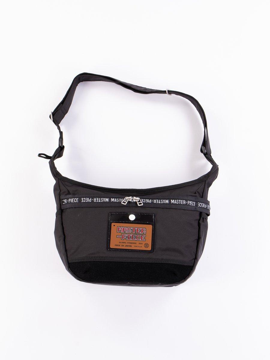 Black 02163 Omocha Shoulder Bag