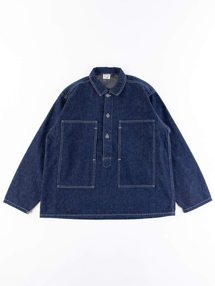 One Wash PW Pullover Shirt