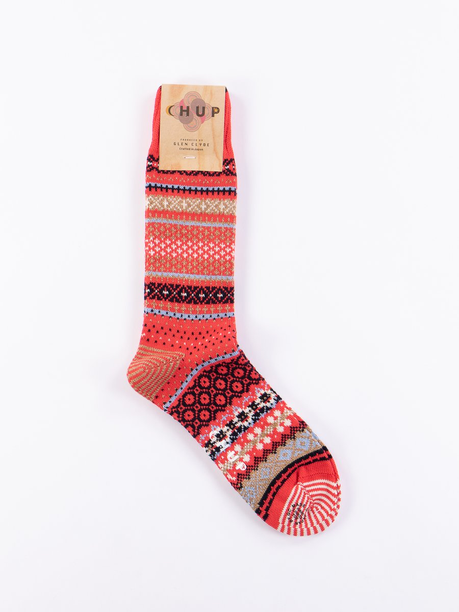 Rose Tromso Socks