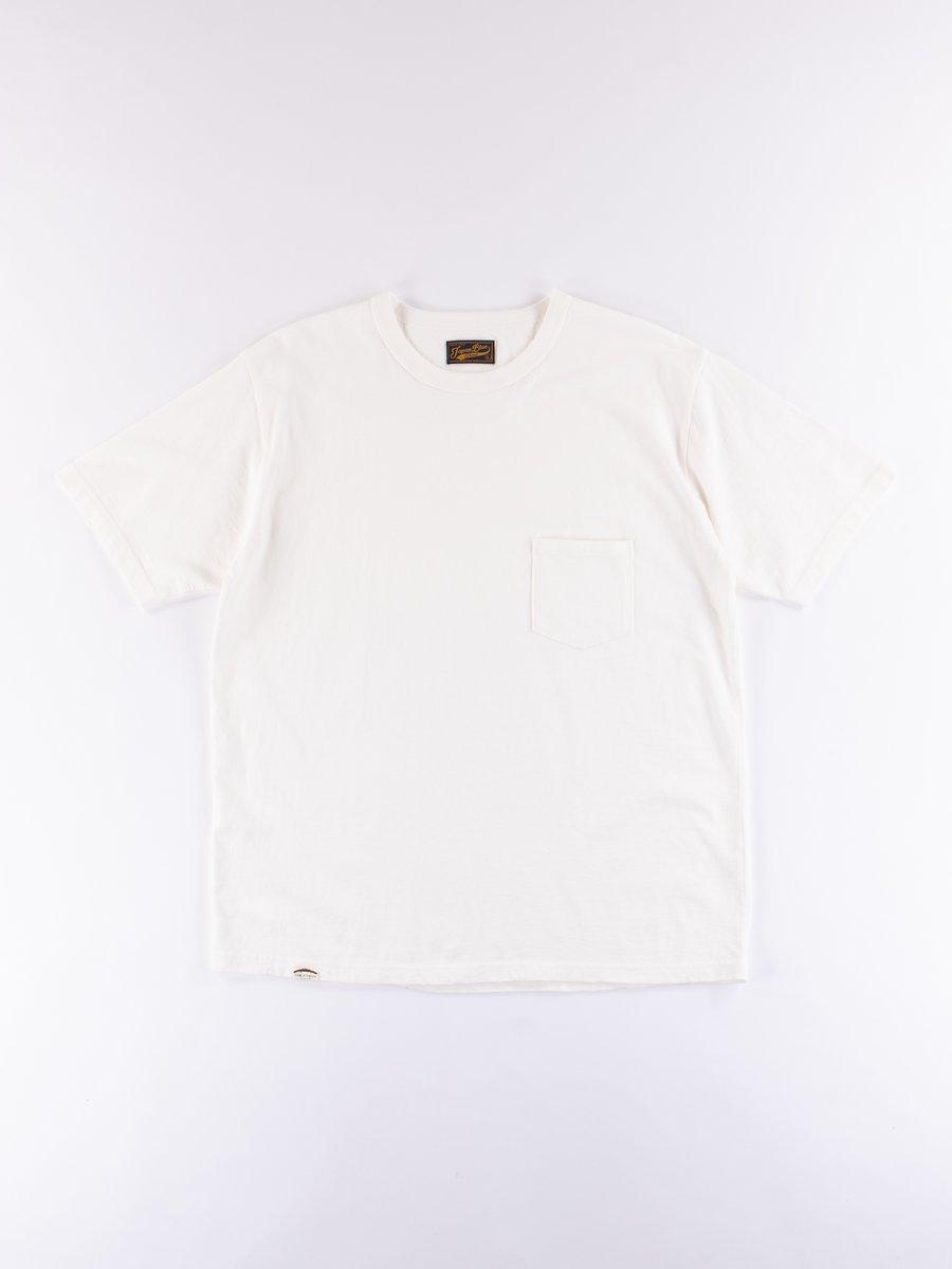 White Cote D'Ivoire Cotton T–Shirt