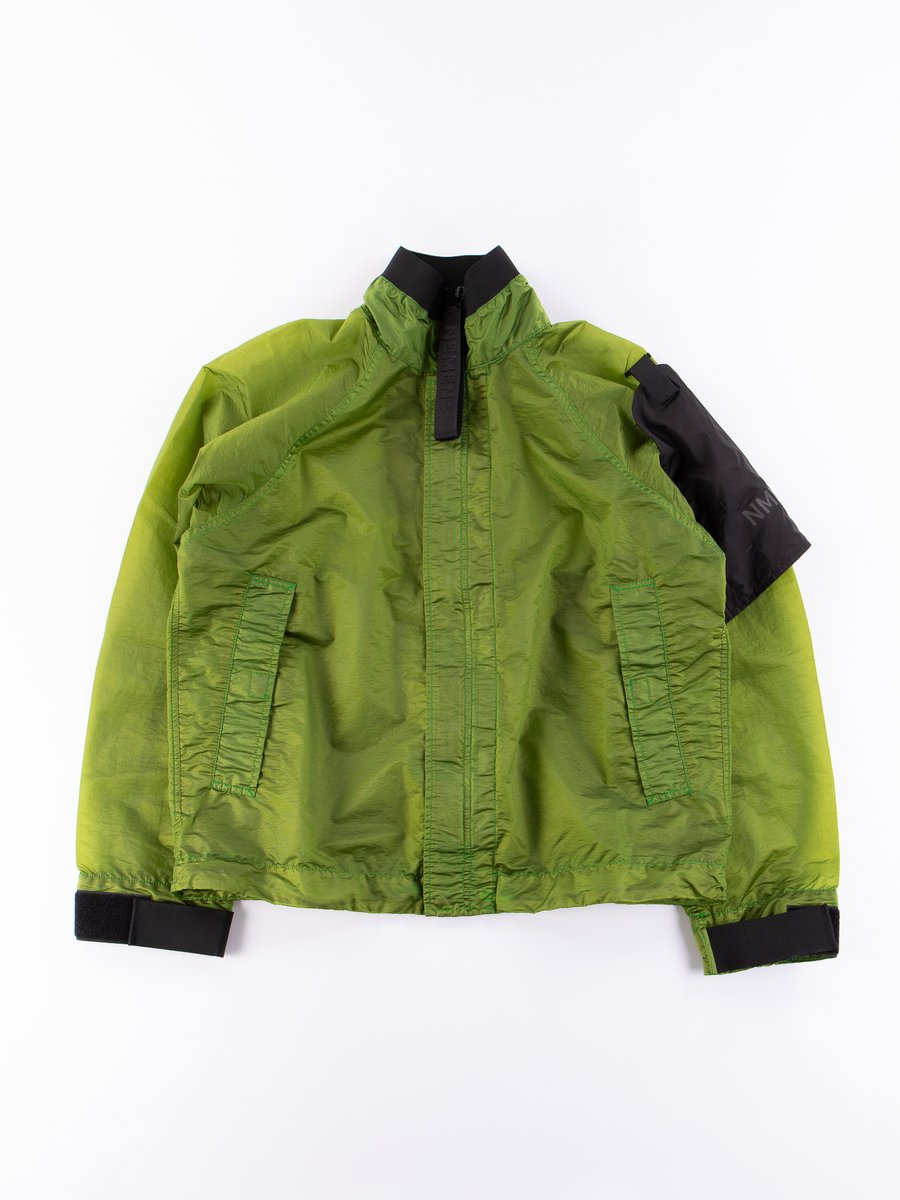 Acid Green Revolt Jacket