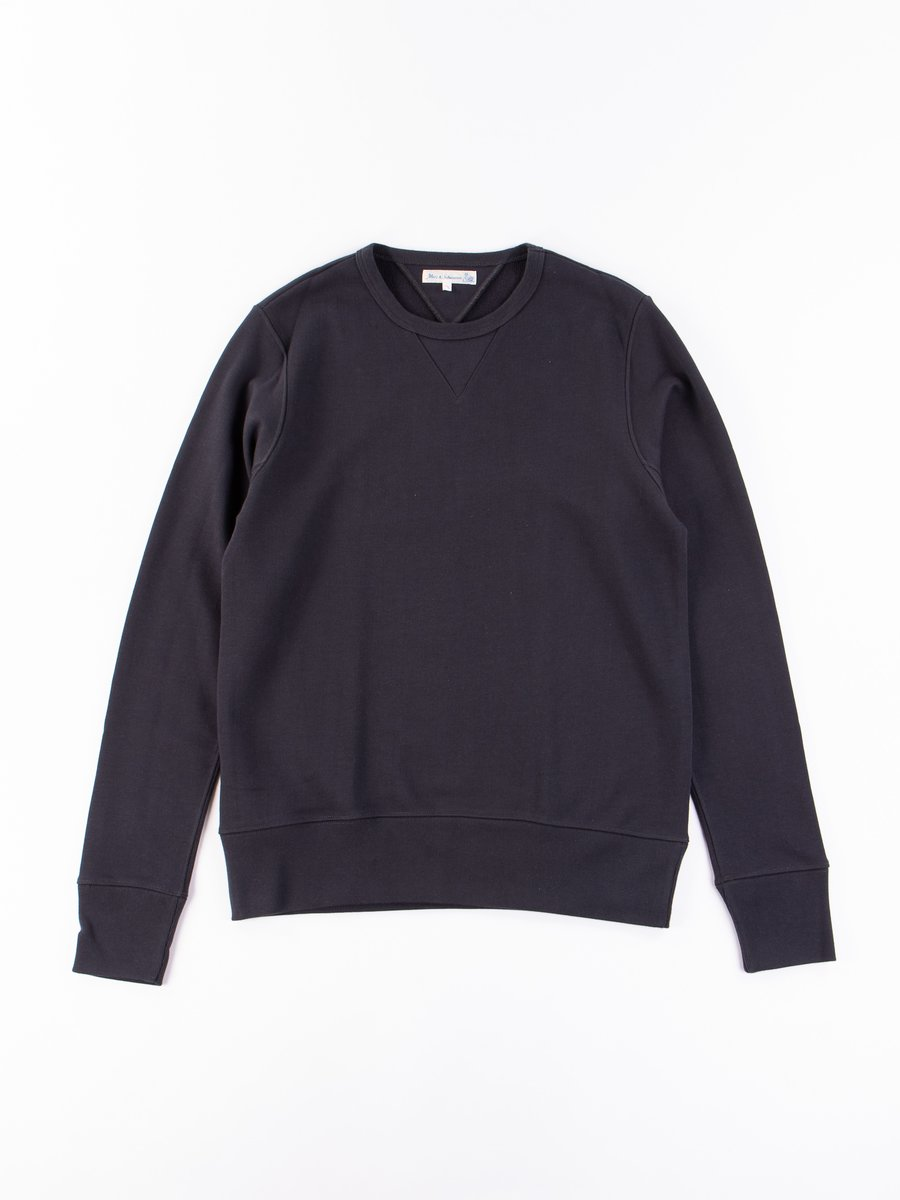 Charcoal 346 Organic Cotton Sweatshirt