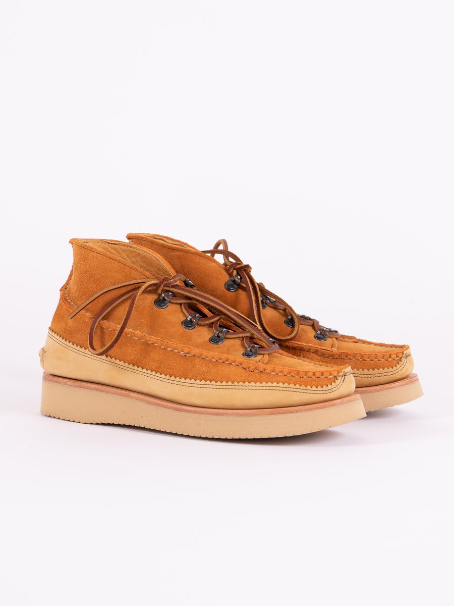 FO Orange All Handsewn Tokyo DB Chukka Exclusive