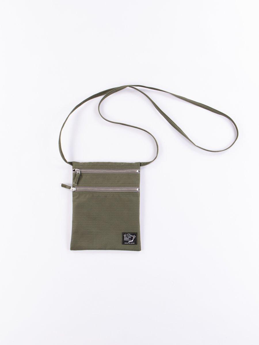 Army Ripstop Sacoche Bag