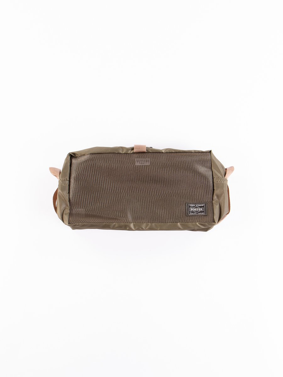 Olive Drab Snack Pack 09809 Pouch Medium