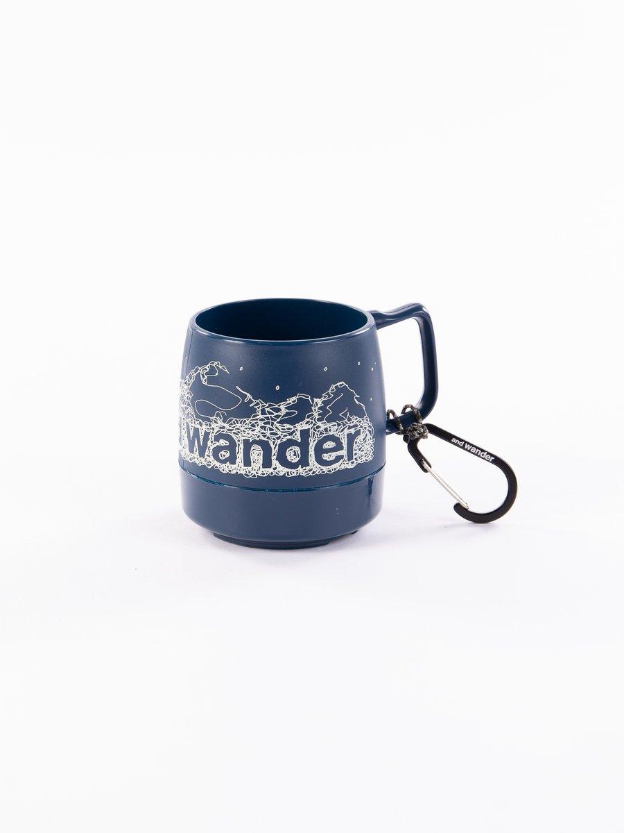 Navy Dinex Mug