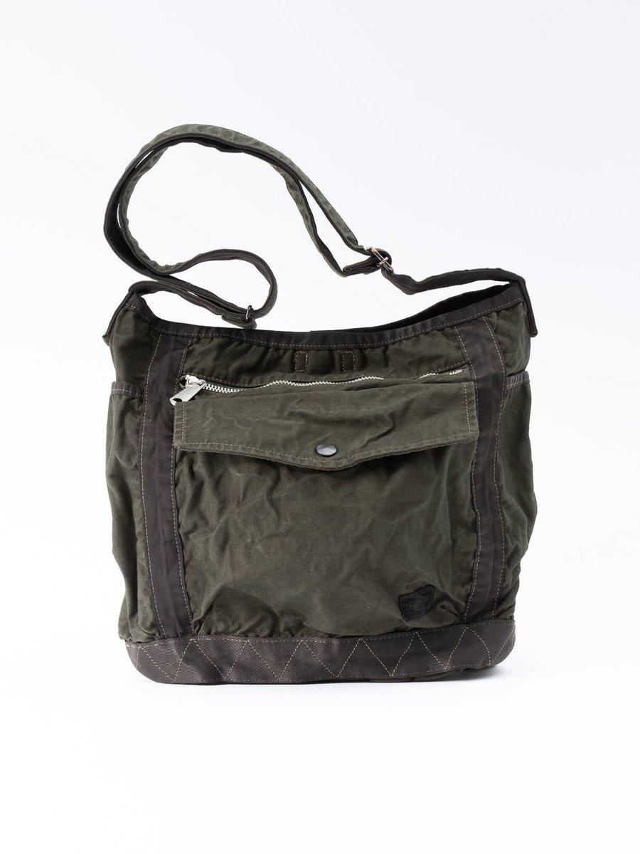 CRAG SHOULDER BAG L Khaki