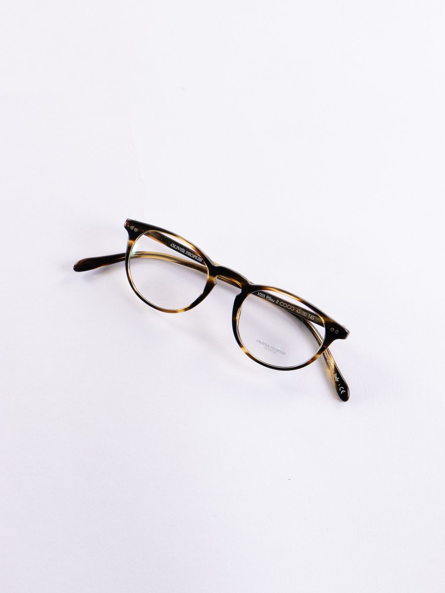 Cocobolo Riley–R Spectacles