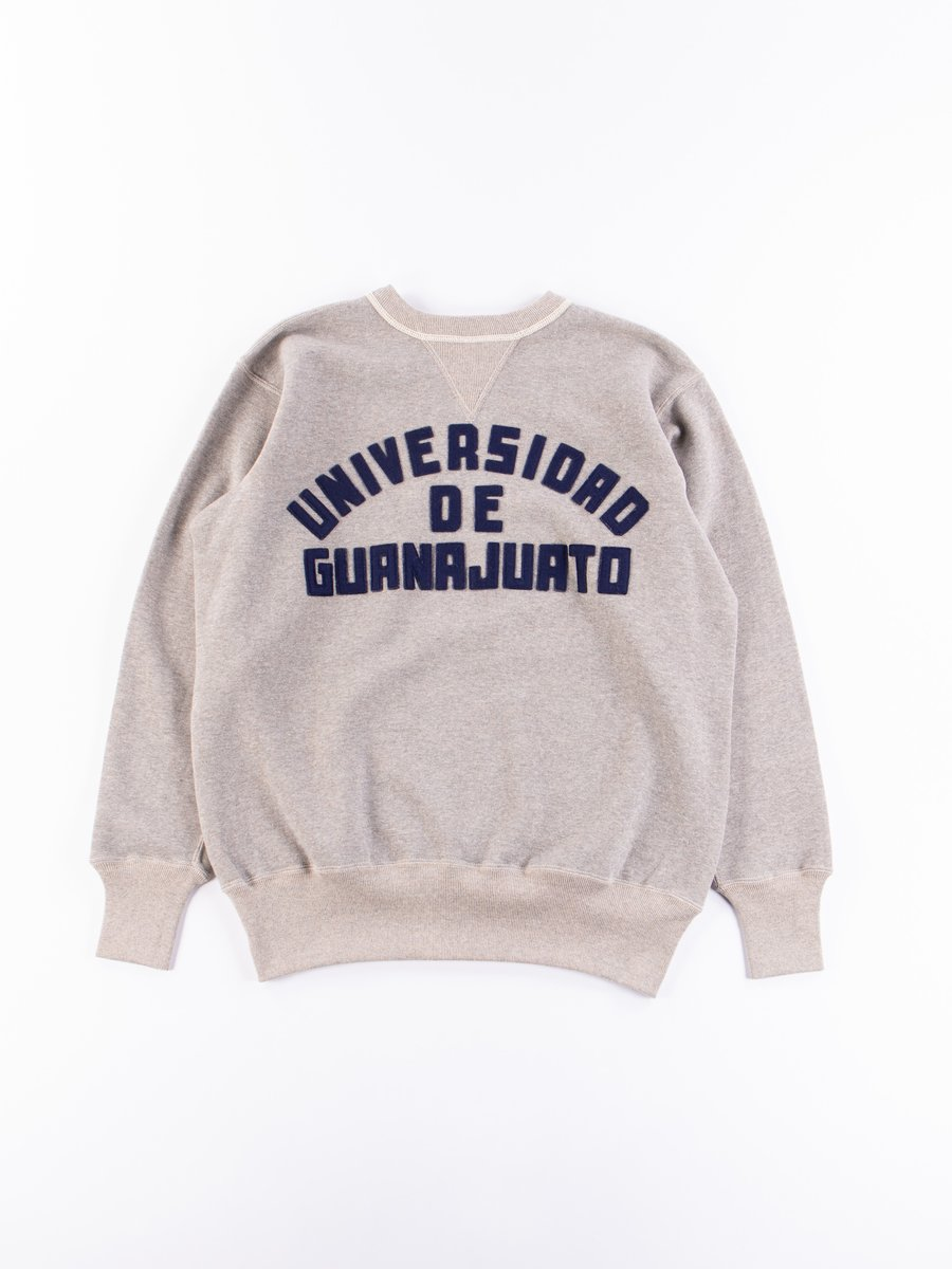 Heather Grey 403 Guanajuato Sweatshirt