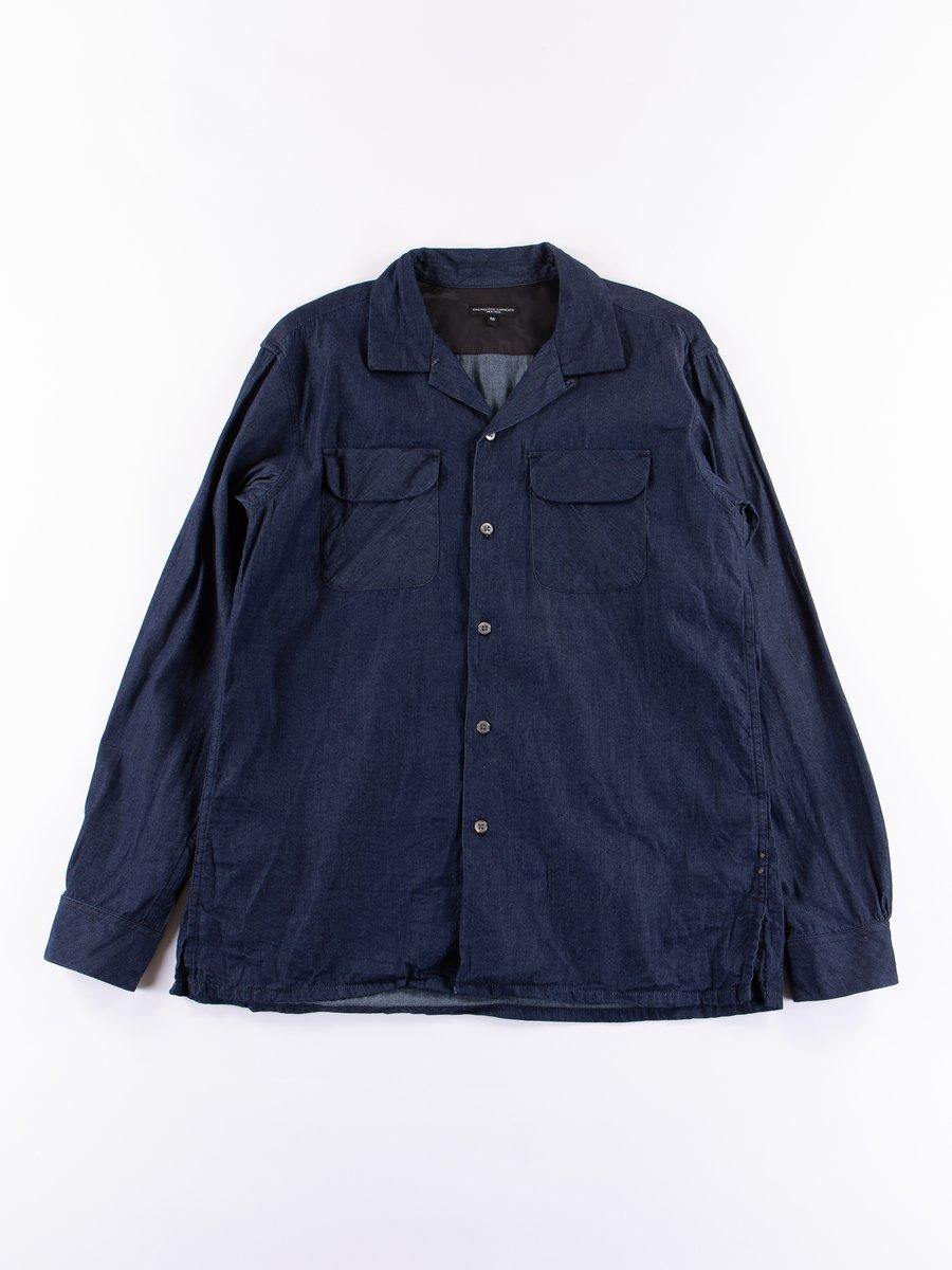 Indigo 4.5oz Denim Classic Shirt