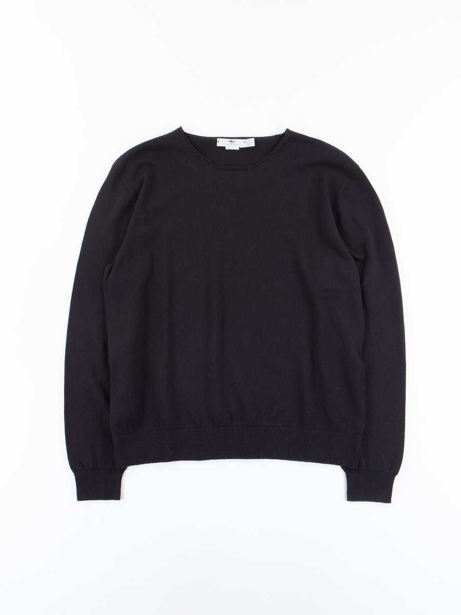 Nero Crew Knit Sweater