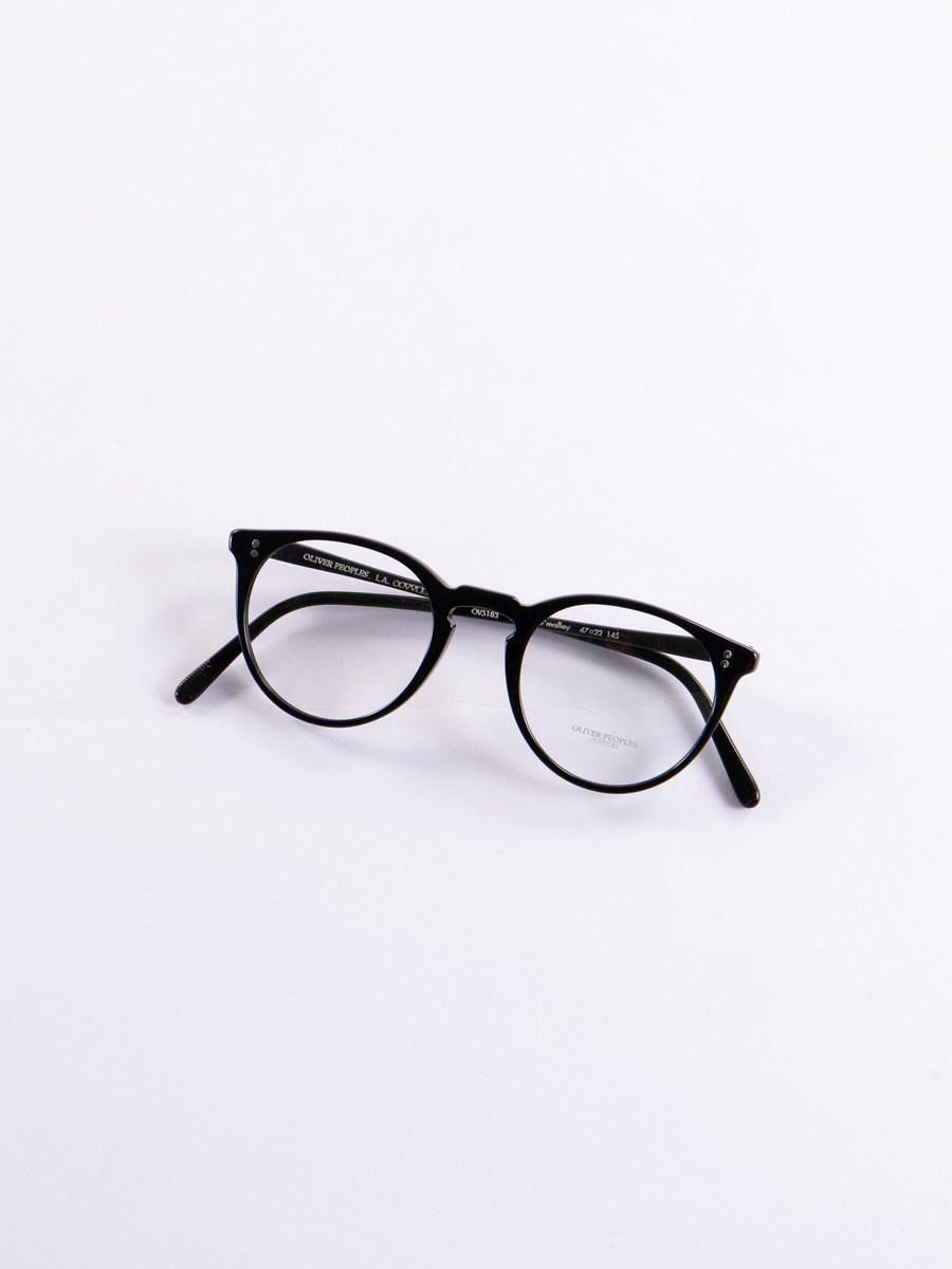 Black O'Malley Optical Frame