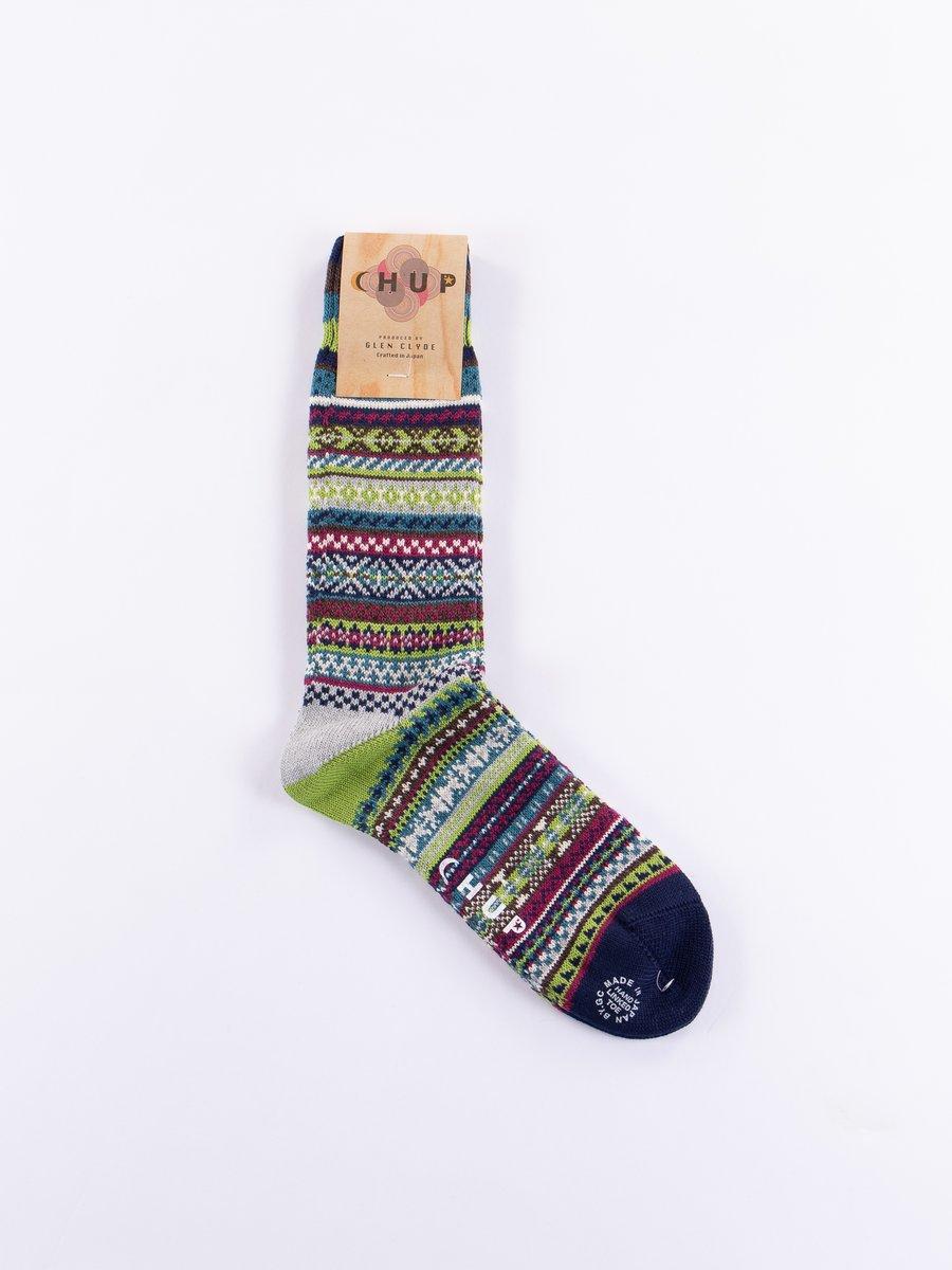 Grey Vaxt Socks