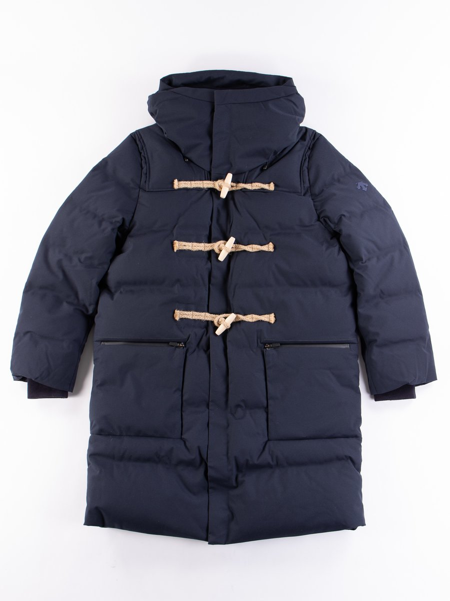 Navy Descente Real Down Duffle