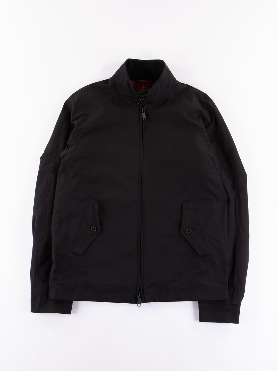 Black G4 Daiki Harrington Jacket