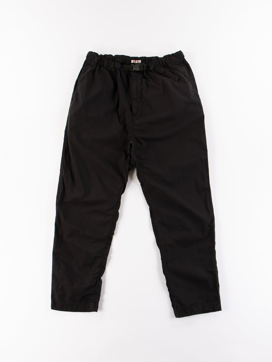 Black Typewriter Cloth TBB Climbing Pant