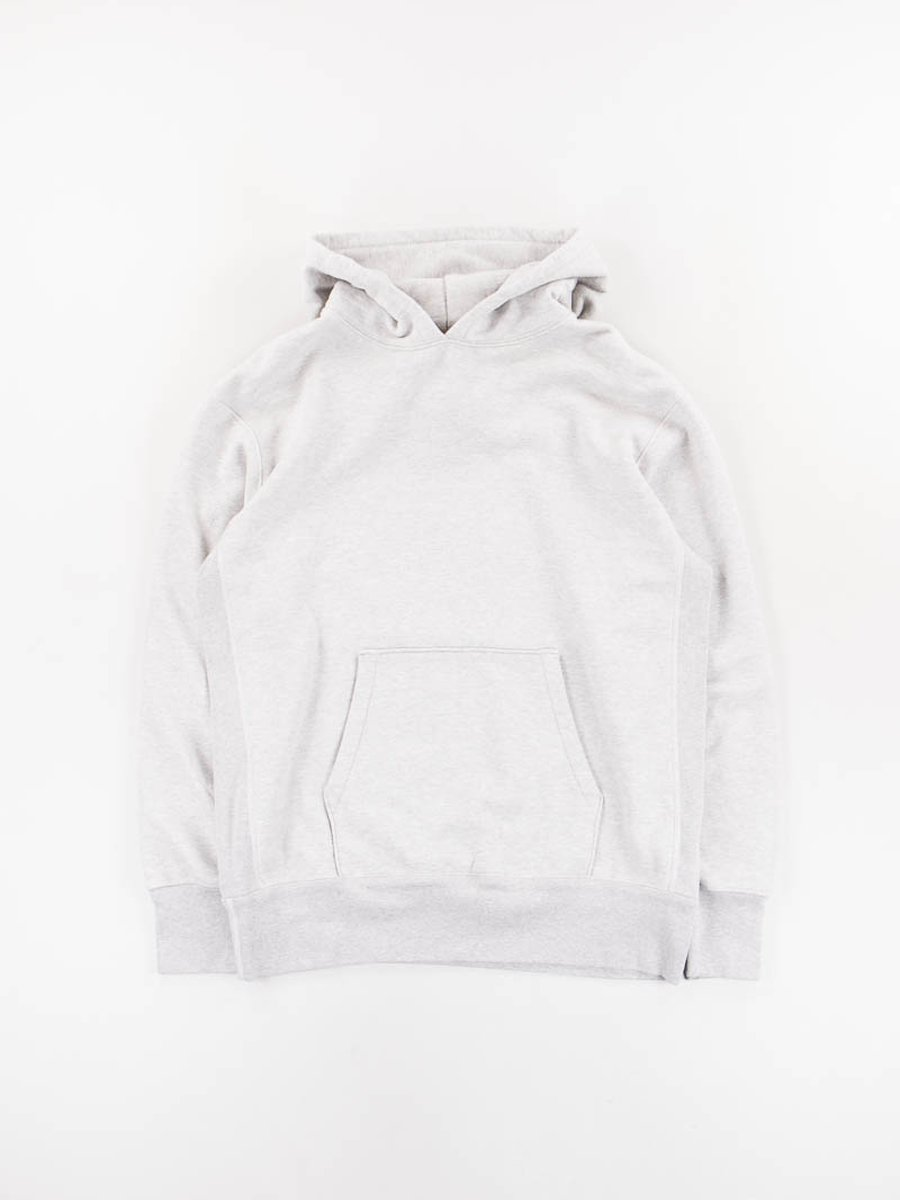Mid Grey Gusset Pullover Parka SPECIAL