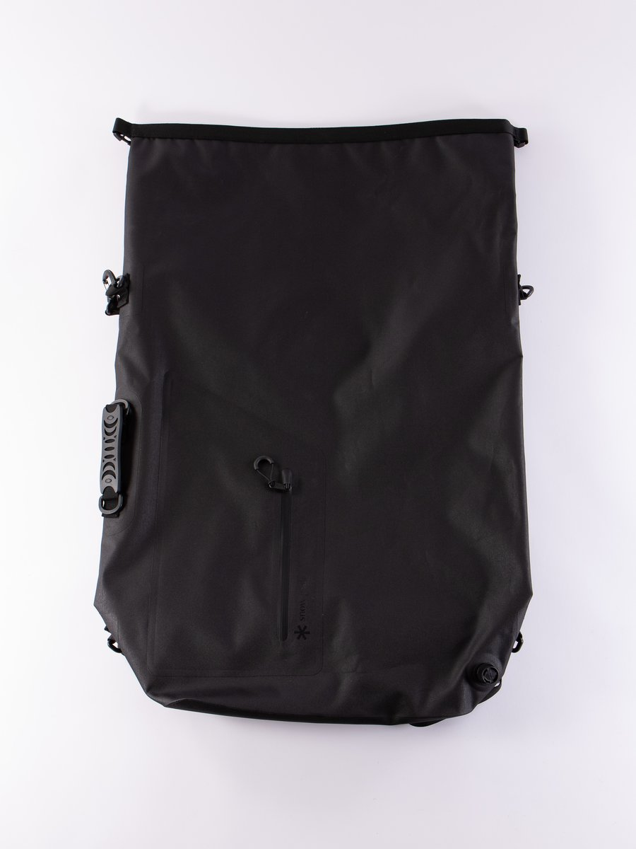 Black 4Way Large Waterproof Dry Bag