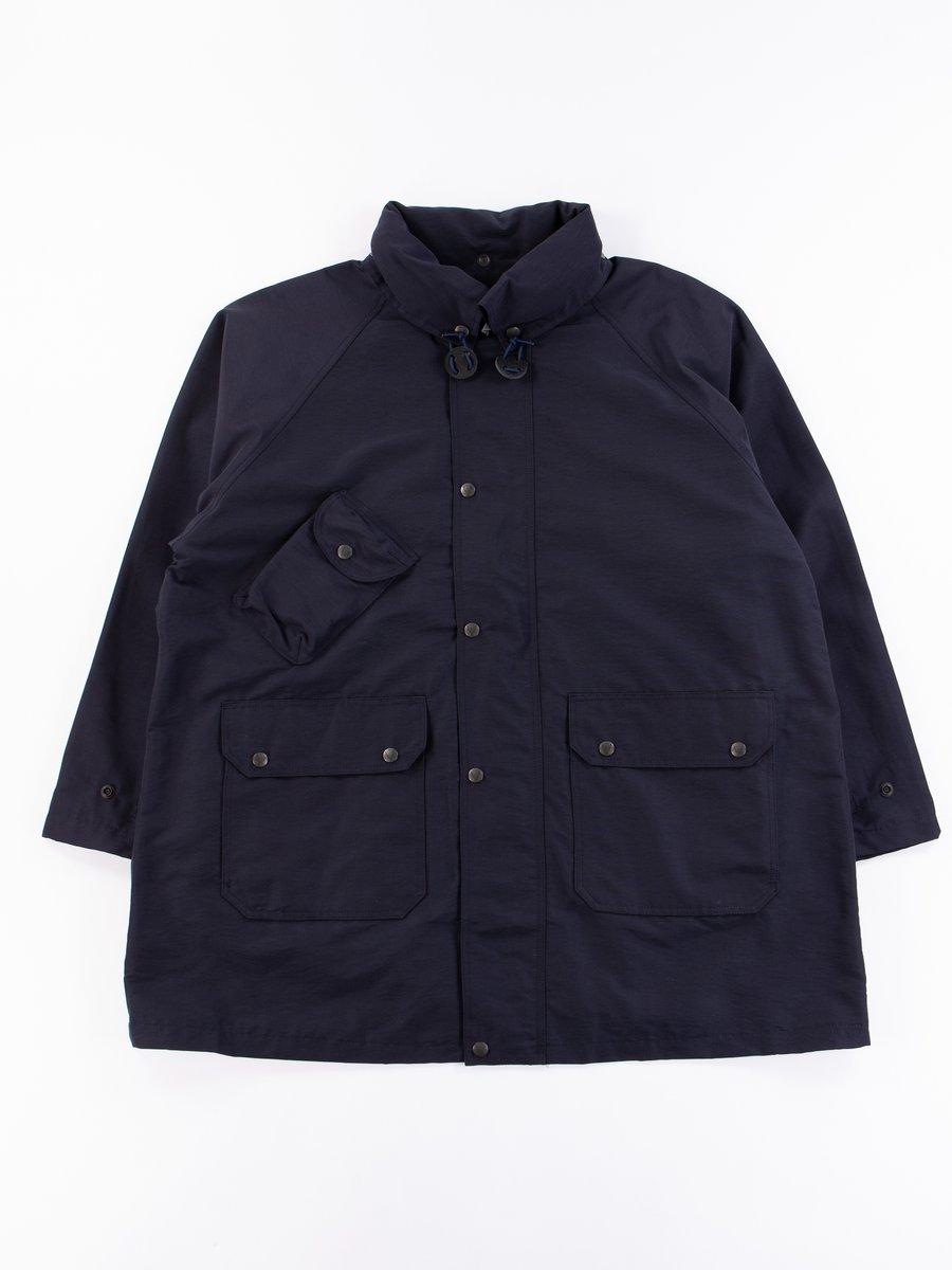 Navy 60/40 Cloth Carmel Coat