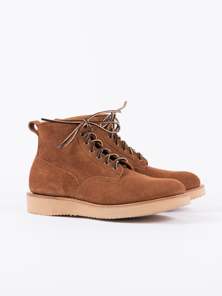 Aged Bark Rough Out Scout Boot Special