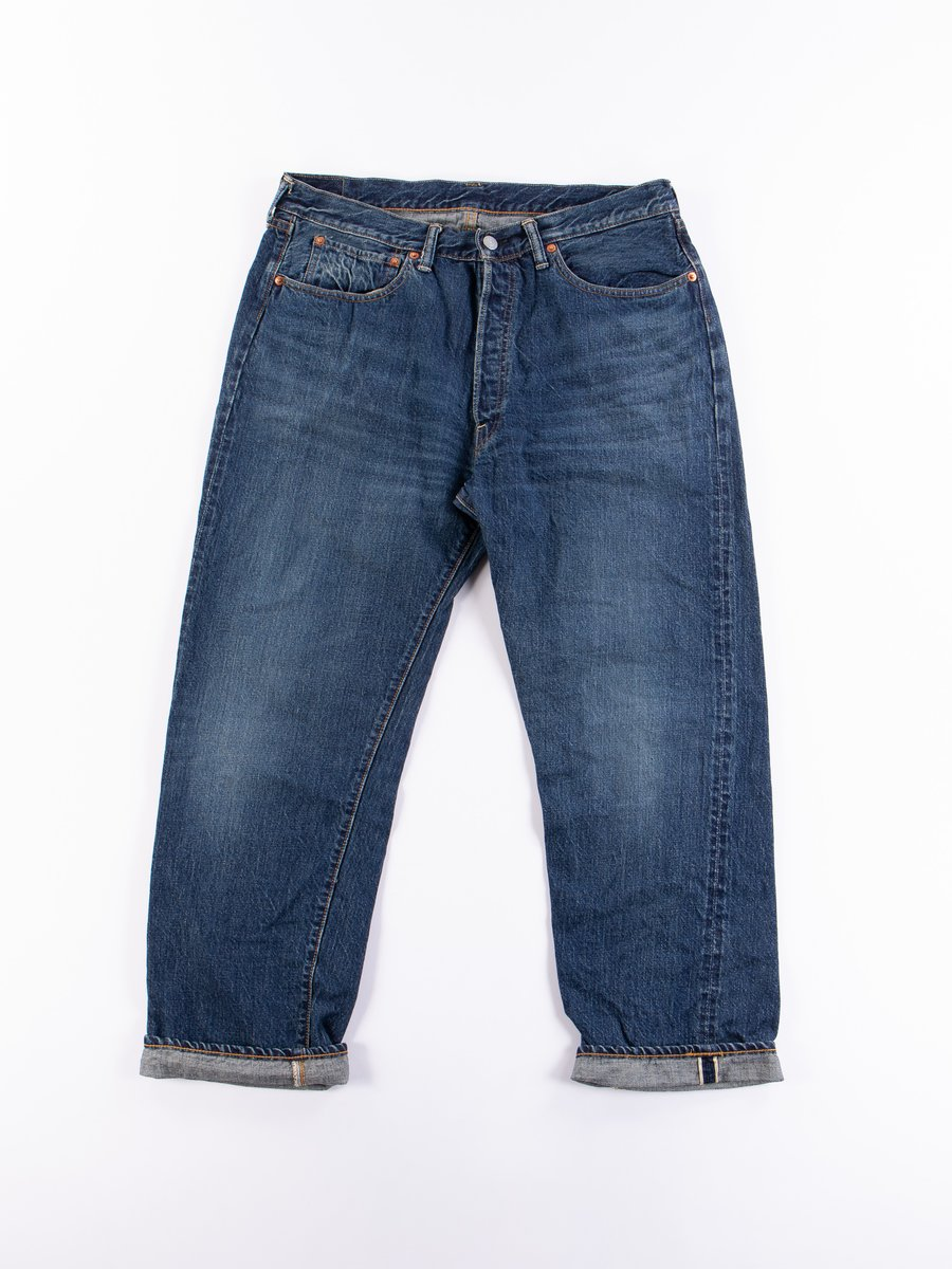 Used Wash 2nd Hand Series Lot 1101 Jean