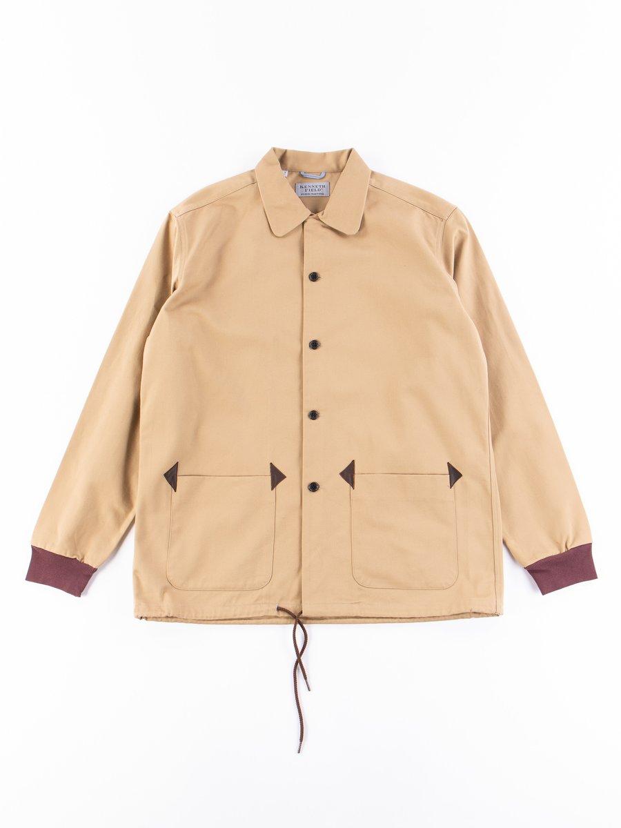 Beige West Point EZ–JACIV Jacket