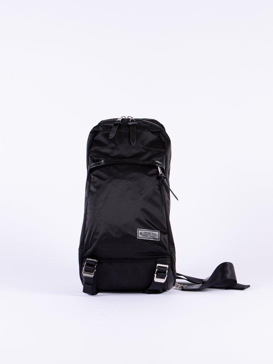 Black Lightening Shoulder Bag