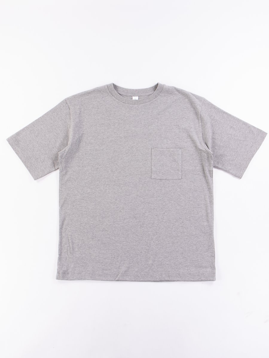 GR7 Crew Neck Pocket Tee