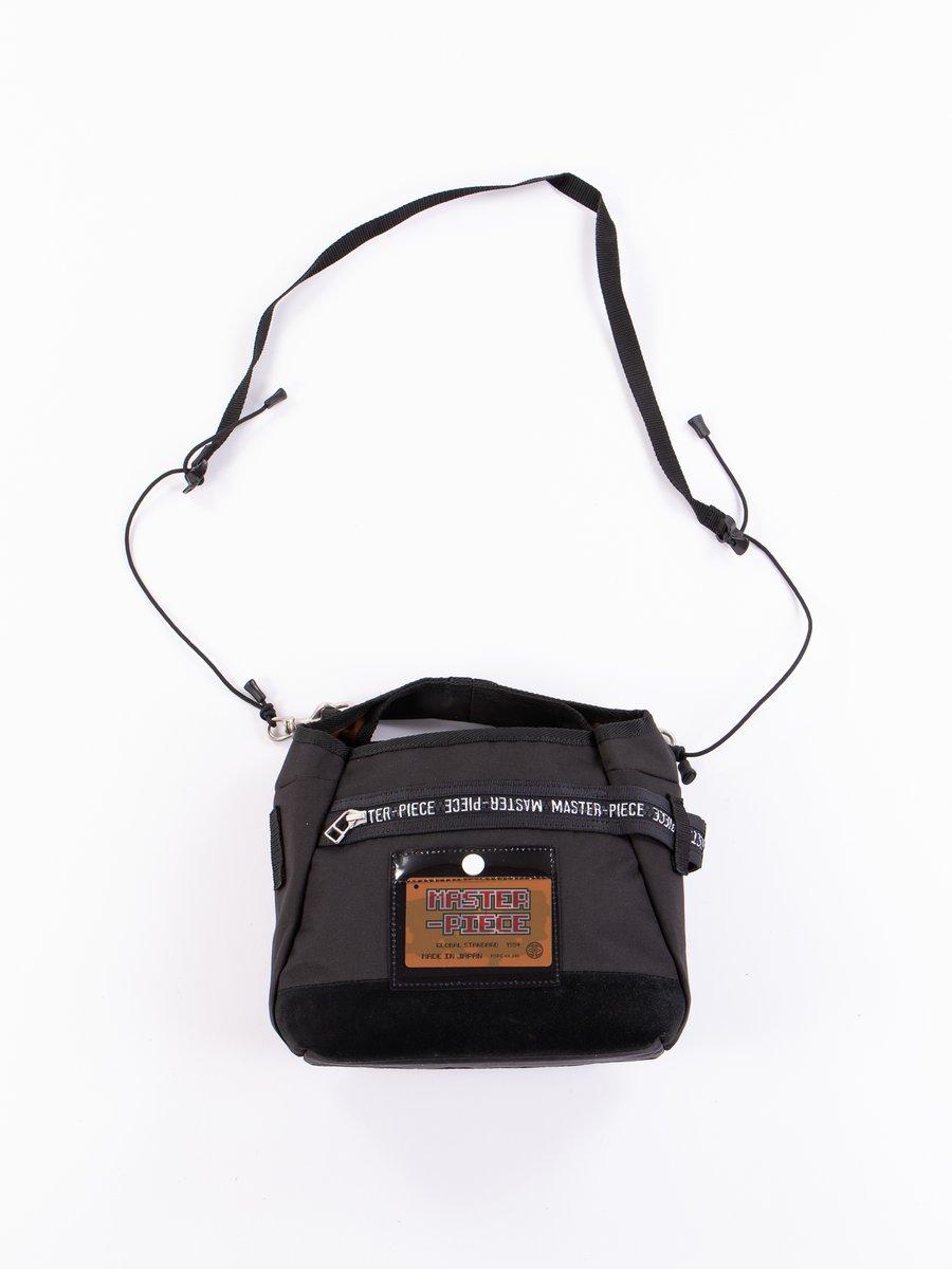Black 02163 Omocha Tote Bag