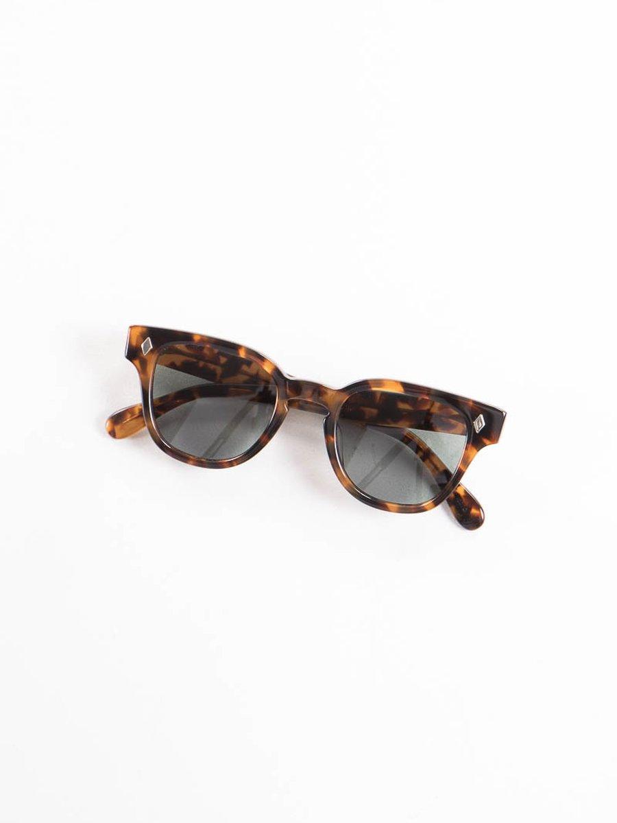 Tortoise/G–15 BRYAN Sunglasses